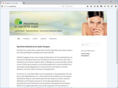 www.dralbiez.de
